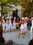 Dance of Brazil, Samba